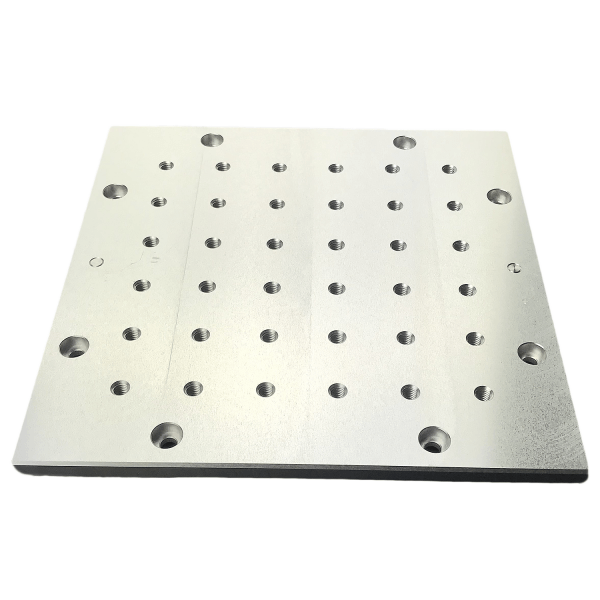 A breadboard plate, one of Tessella Automation's several PISMO modules