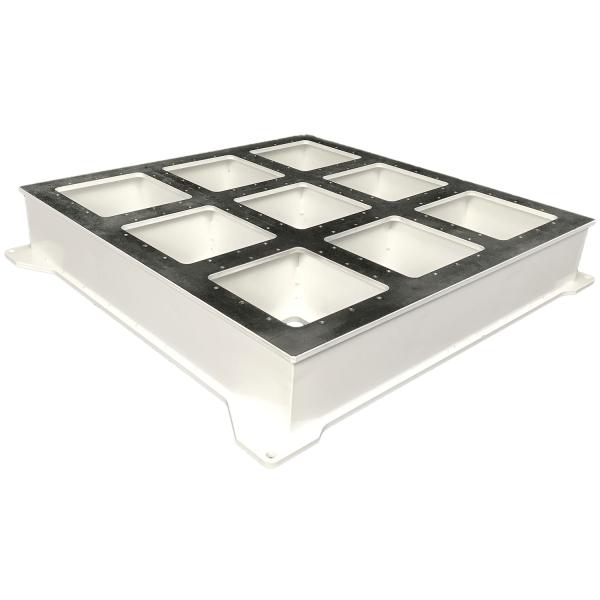 Tessella Automation's PISMO precision surface
