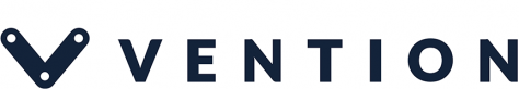 Logo of Vention