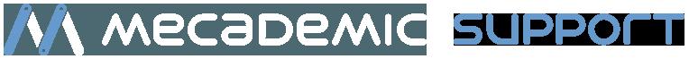 Mecademic Support Logo
